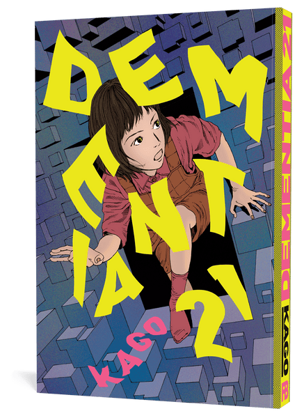 Dementia 21 Vol. 1 by Shintaro Kago & Rachel Thorn