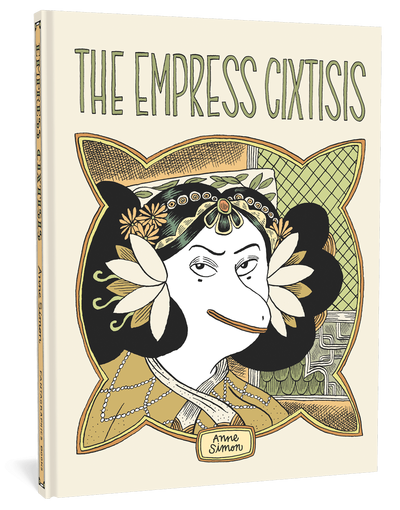The Empress Cixtisis by Anne Simon