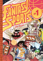 Fantasy Sports No. 1 by Sam Bosma