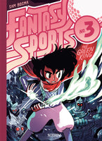 Fantasy Sports No. 3 by Sam Bosma