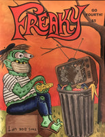 Freaky Go Fourth! (Anthology) Edited by Andrew Goldfarb