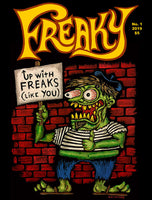 Freaky (Anthology) by Andrew Goldfarb