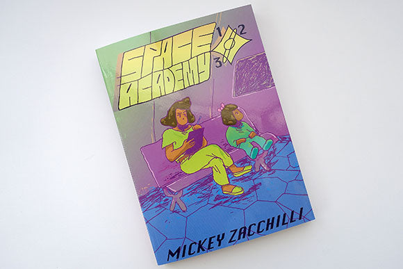 Space Academy 123 by Mickey Zacchilli