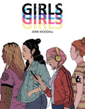 GIRLS by Jenn Woodall (art book)