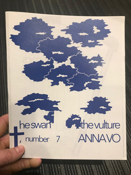 The Swan The Vulture #7 by Anna Vo