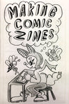Making Comic Zines by Ivy Atoms