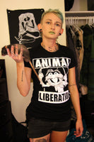 Shirt: Animal Liberation by Joshum