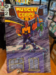 Muscle Corps #2 by Justin and Jeremy Talamantes