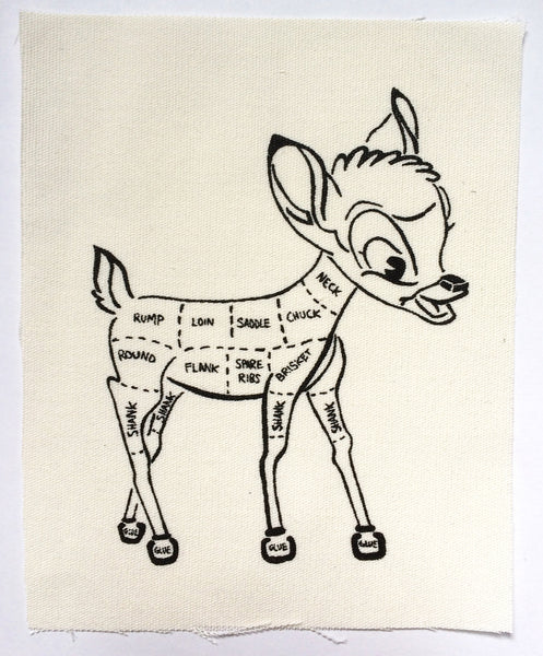 Patch: Oh Deer by Caoimhe