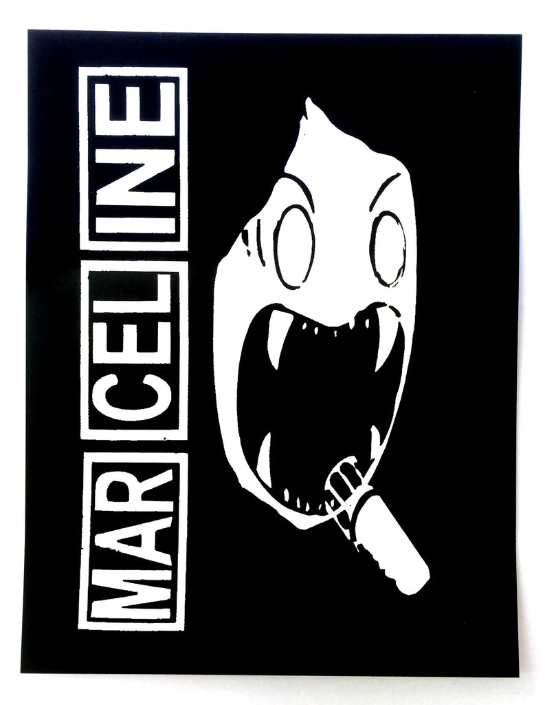 Sticker: MAR CEL INE