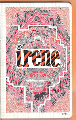 Irene #6 (Comics Anthology)