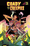 Coady and the Creepies by Liz Prince, Amanda Kirk, and Hannah Fischer