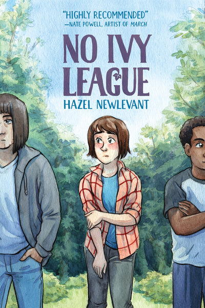 No Ivy League by Hazel Newlevant