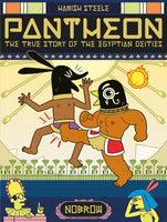 Pantheon by Hamish Steele