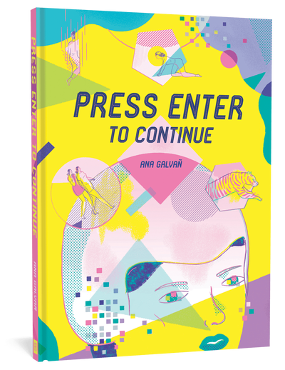 Press Enter To Continue by Ana Galvañ