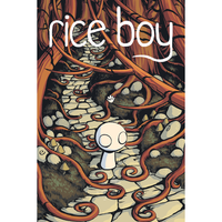 Rice Boy by Evan Dahm