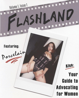 Zine: Flashland Vol. 1, Issue 1 by Evelyn DeVere