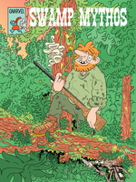 Swamp Mythos Issue 4 - James The Stanton (Gnartoons)