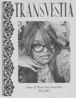 Transvestia Issue 13: Trans Fat, Good Fat