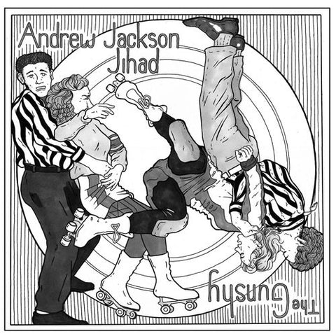 Andrew Jackson Jihad / The Gunshy - Collaborative EP
