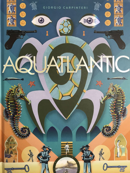 Aquatlantic by Giorgio Carpinteri