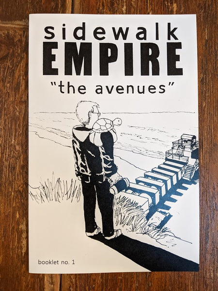 Sidewalk Empire: The Avenues by Eddie H. Ahn