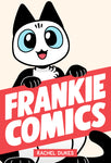 Frankie Comics *Signed* by Rachel Dukes