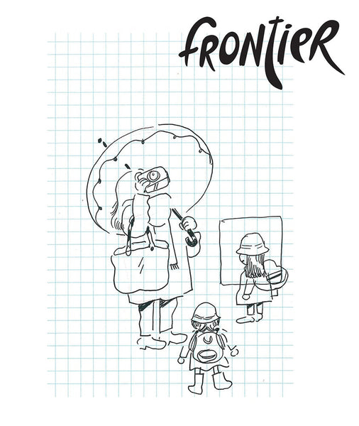 Frontier #18: Tiffany Ford
