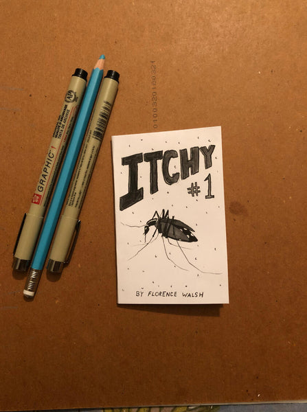Itchy #1 by Florence J. Walsh