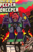 Tales Of The Peeper Creeper Vol. #4 by Patrick Sparrow
