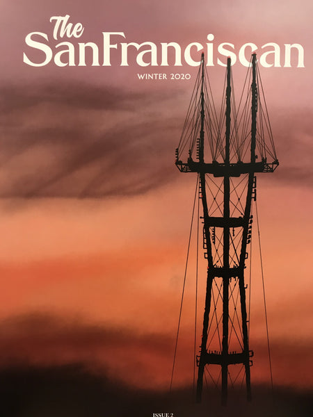 The San Franciscan Magazine: Issue 2