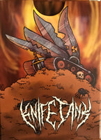 Knifetank Card Game by Doctor Popular