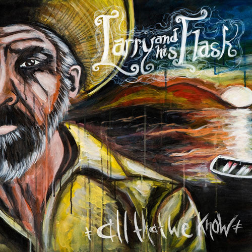 Larry And His Flask - All That We Know CD