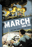 March Book 2 by Nate Powell