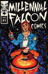 Millennial Falcon Comics Issue #1 by Ilan Moskowitz and Josh PM