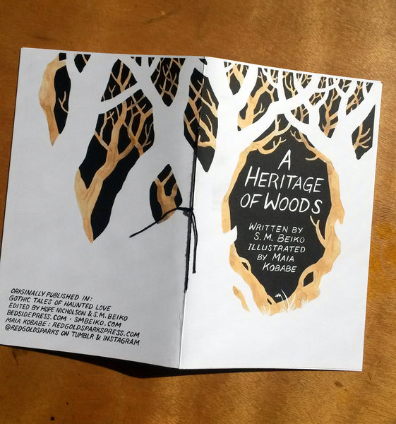 A Heritage of Woods by Maia Kobabe and S. M. Beiko
