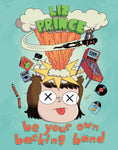 Liz Prince - Be Your Own Backing Band (Graphic Novel)