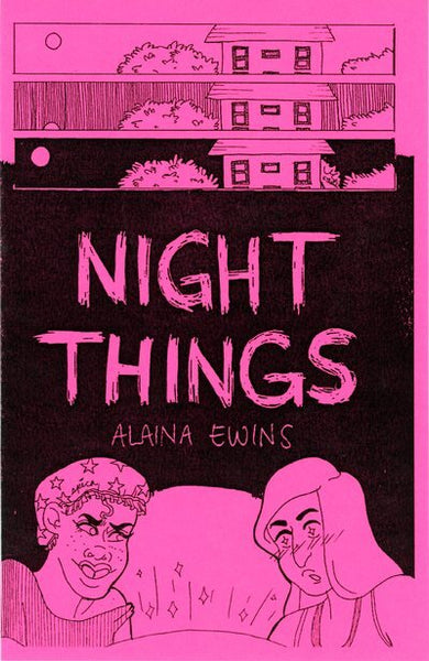 Night Things by Alaina Ewins