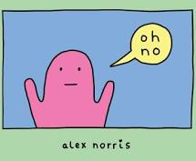 Oh No by Alex Norris
