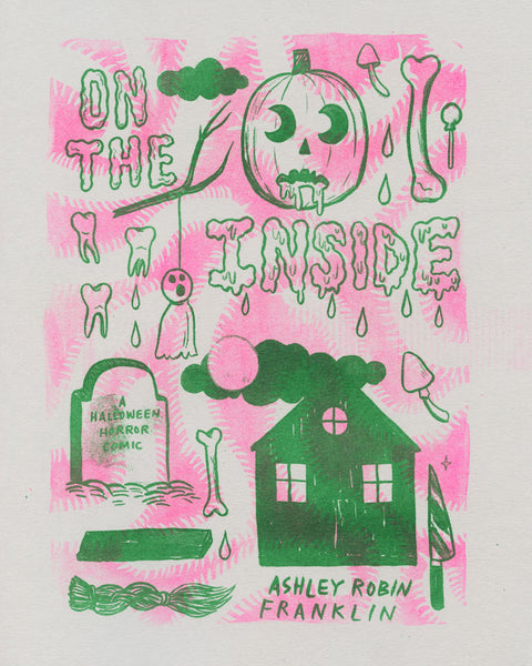 Zine: On The Inside by Ashley Robin Franklin