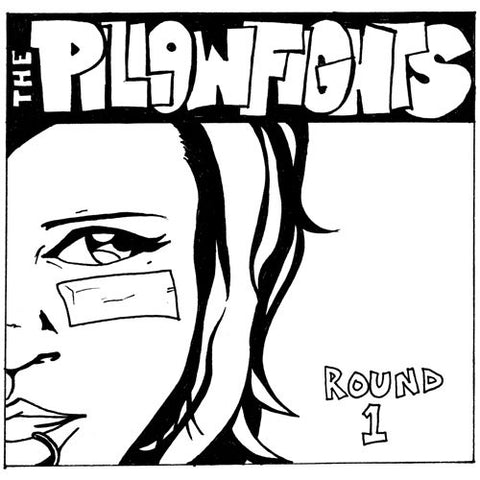 The Pillowfights - Round 1 - CD