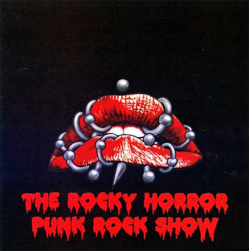 V/A - The Rocky Horror Punk Rock Show - CD