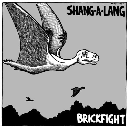 Shang-A-Lang/Brickfight - EP
