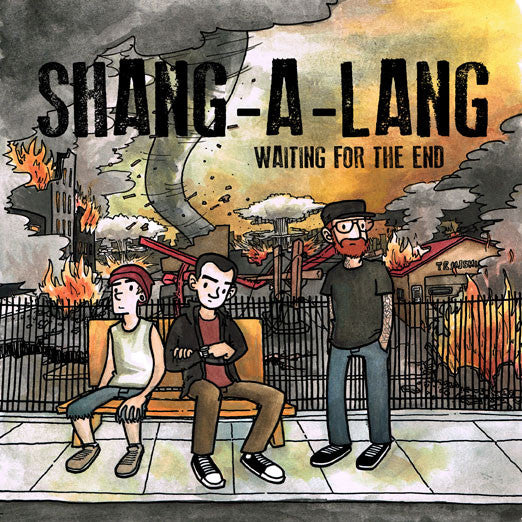 Shang-A-Lang - Waiting For The End - EP