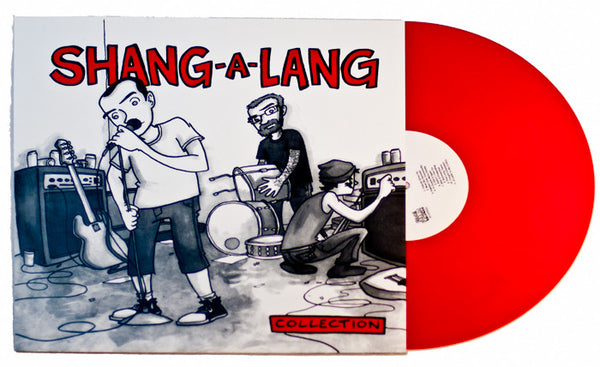 Shang-A-Lang - Collection - LP