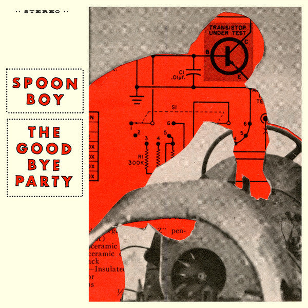 Spoonboy / The Goodbye Party - Split EP