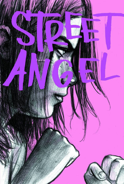 Street Angel by Jim Rugg and Brian Maruca