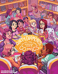 Dirty Diamonds #5: Comics