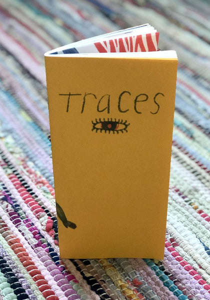 TRACES: Come Find Out #4, an anthology by Anjelica Colliard and Krusty Wheatfield