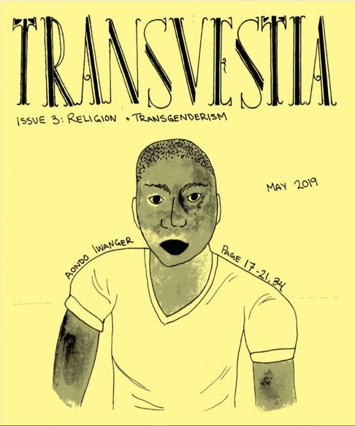Transvestia Issue #3: Religion and Transgenderism
